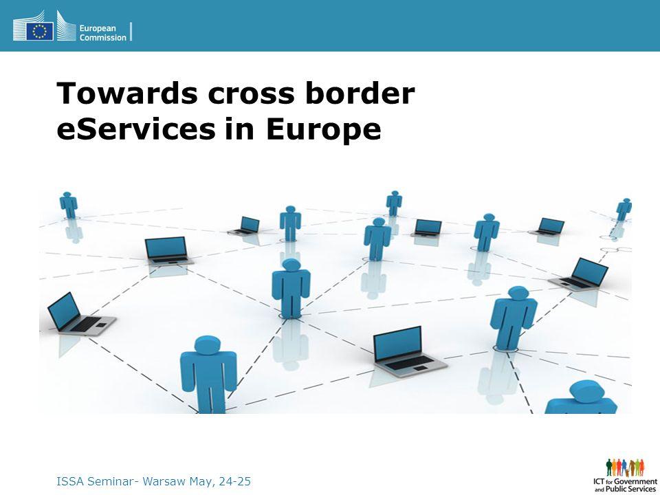 ISSA Seminar- Warsaw May, 24-25 The needs increase .