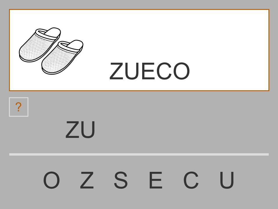 Z O Z S E C U ? ZUECO