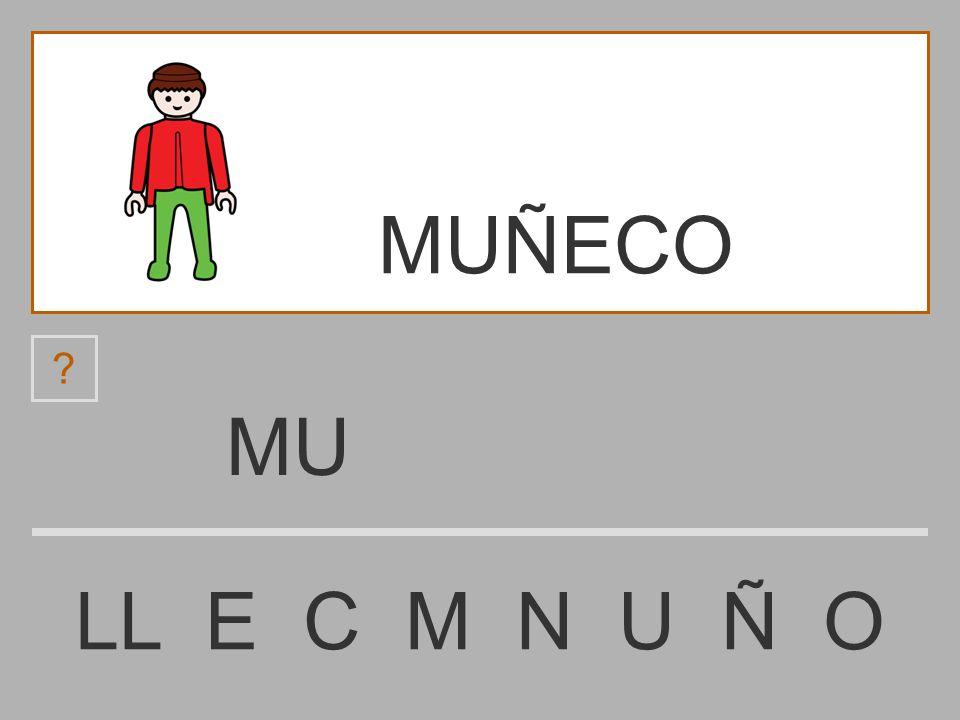 M LL E C M N U Ñ O ? MUÑECO