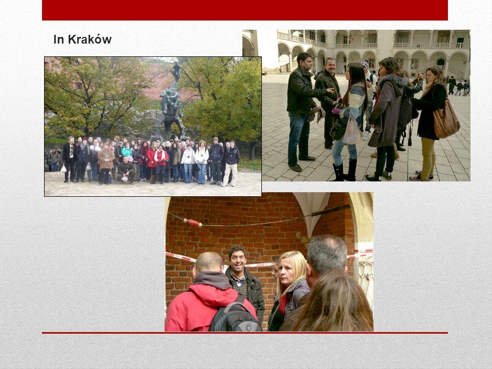 In Kraków