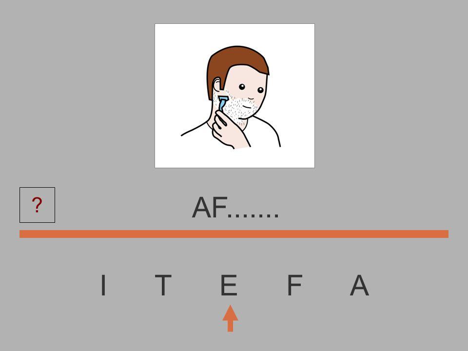 I T E F A A.......... ?