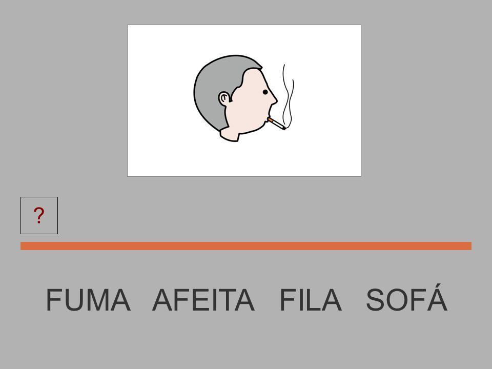 FILA SOFÁ FAMILIA AFEITA FILA