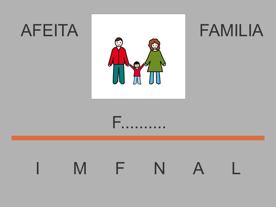 AFEITA I M F N A L FAMILIA.............