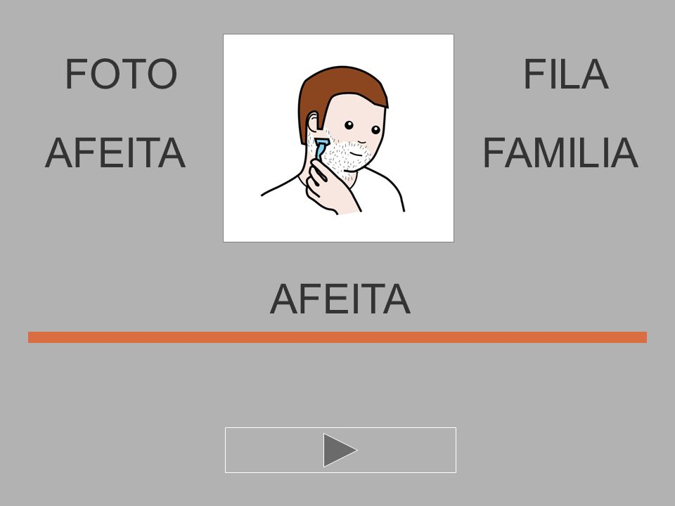 FOTO I T E F A FILA AFEIT.. AFEITAFAMILIA