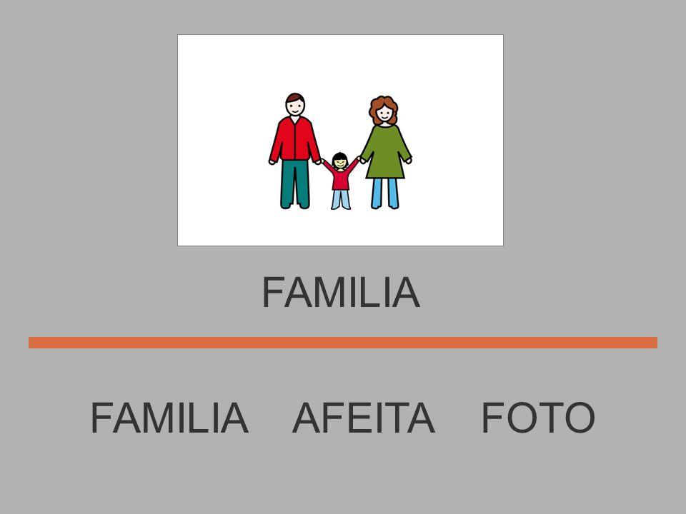 FUMA FILA FUMA FAMILIA AFEITA