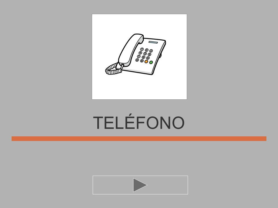 O E N É F T L TELÉFON... ?