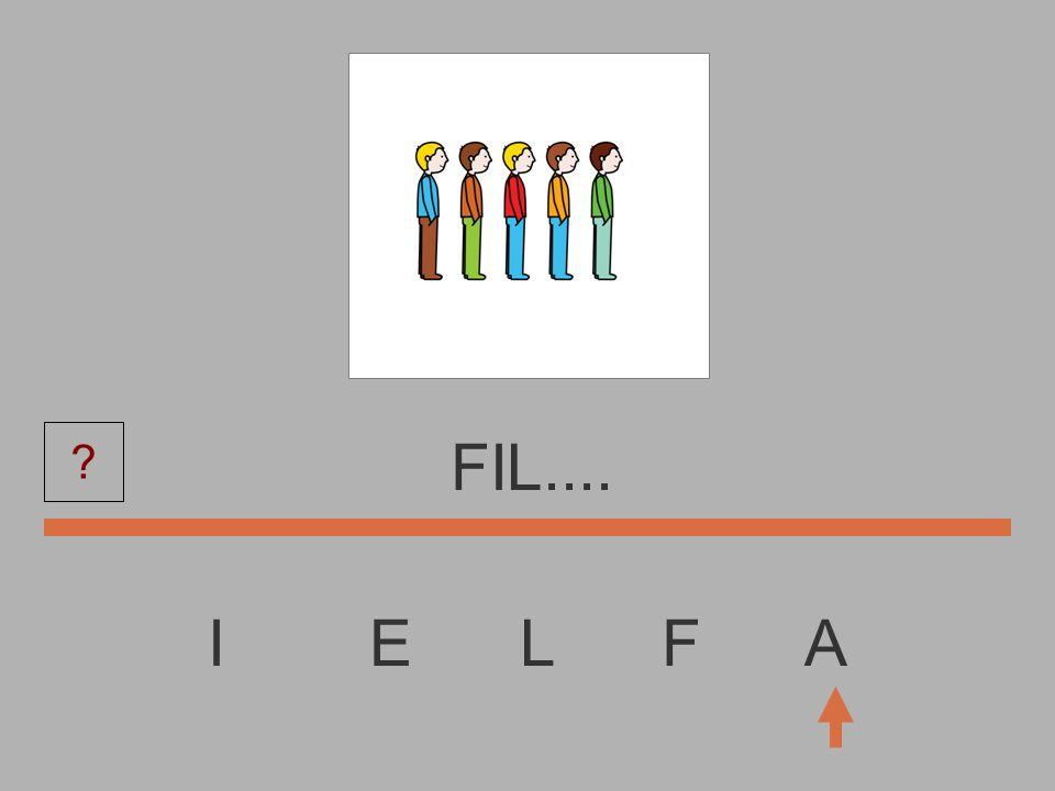 I E L F A FI....... ?