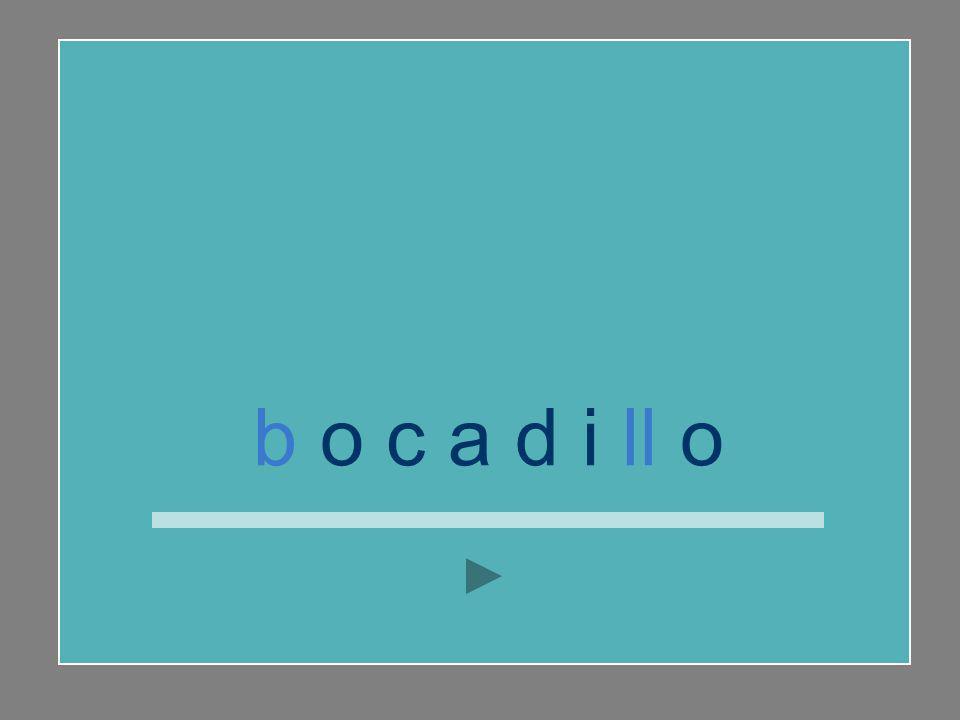 b o c a