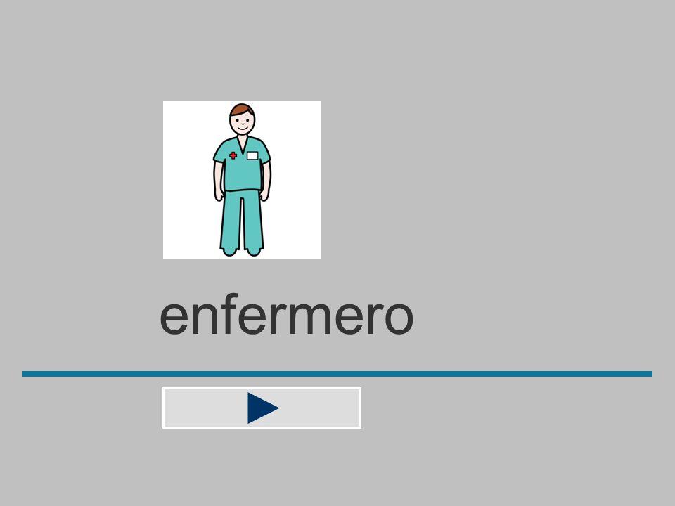 enfermer e m r f b o n enfermero