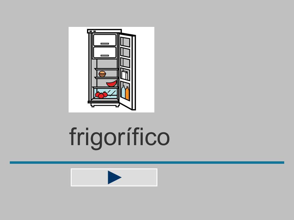 frigorífic o í f i r g c b ? frigorífico
