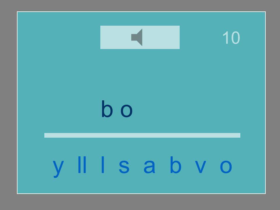 b o l s o y ll l s a b v o 10
