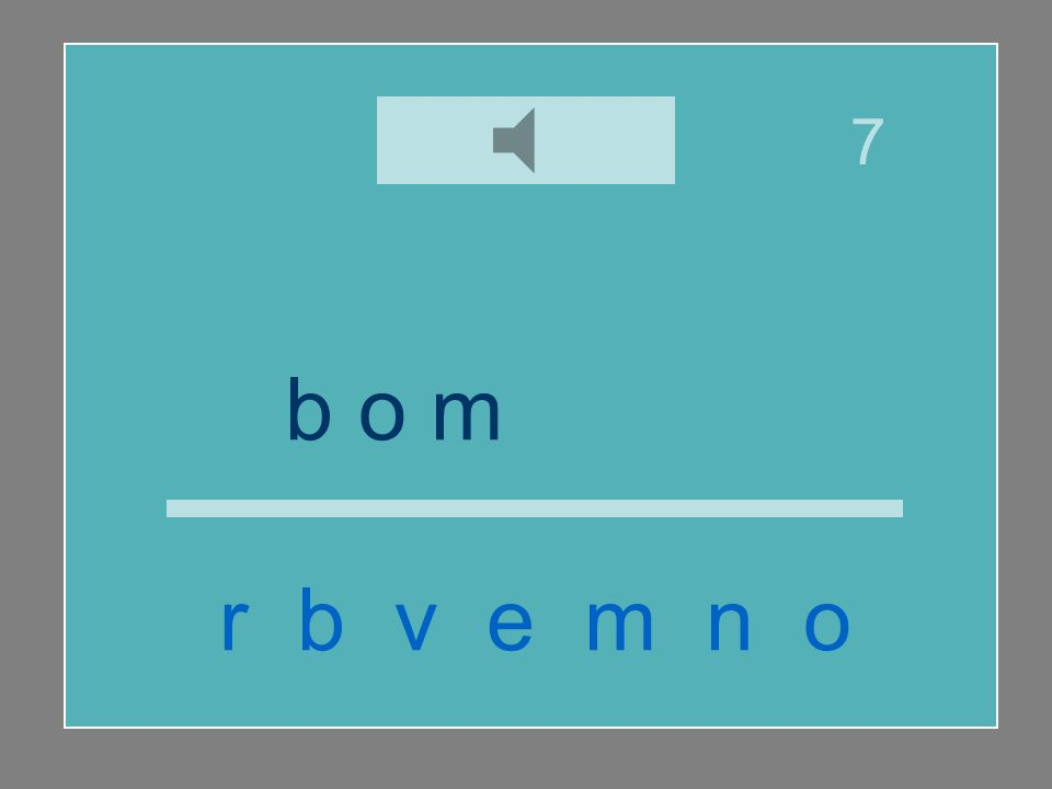 b o m b e r o r b v e m n o 7