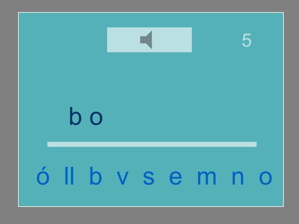 b o m b o n e s ó ll b v s e m n o 5