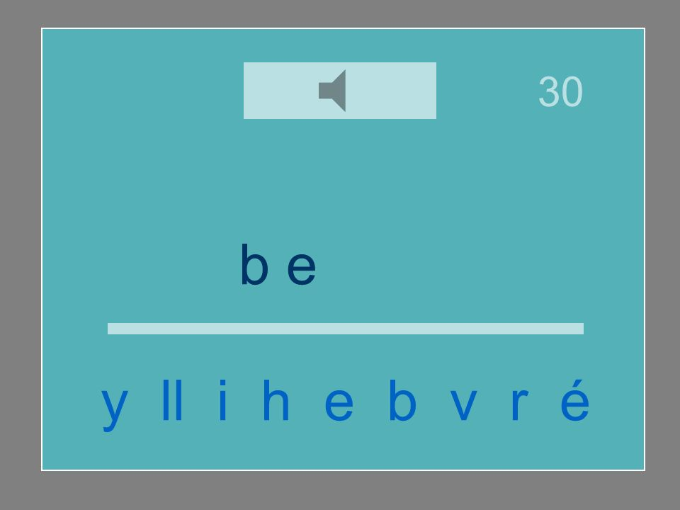 b e b e r y ll i h e b v r é 30