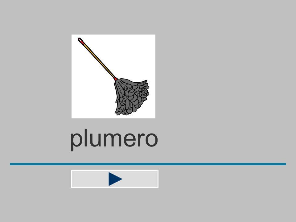 plumer o u l b p n e m r ? plumero