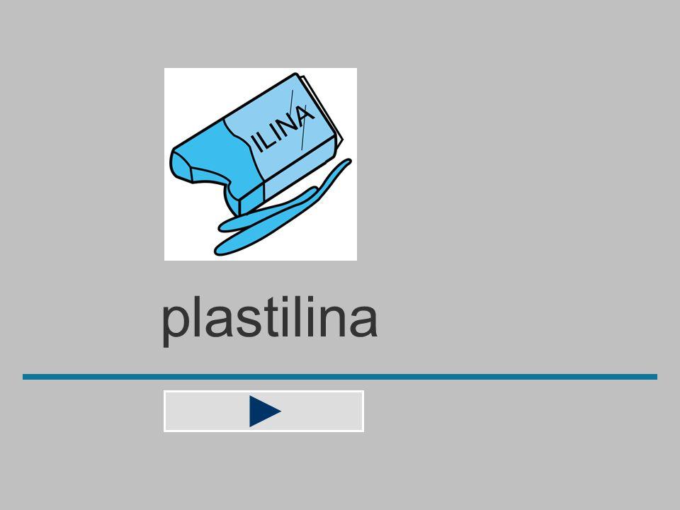 plastilin m n b a p s l i t ? plastilina