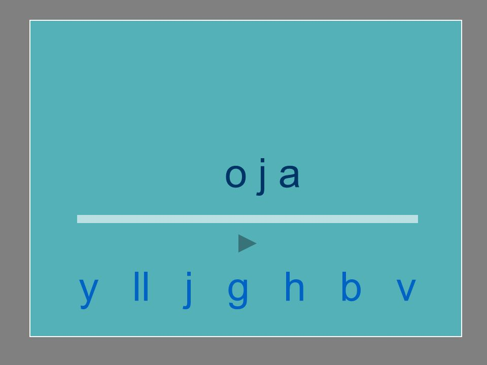 o b i s p o y ll j g h b v