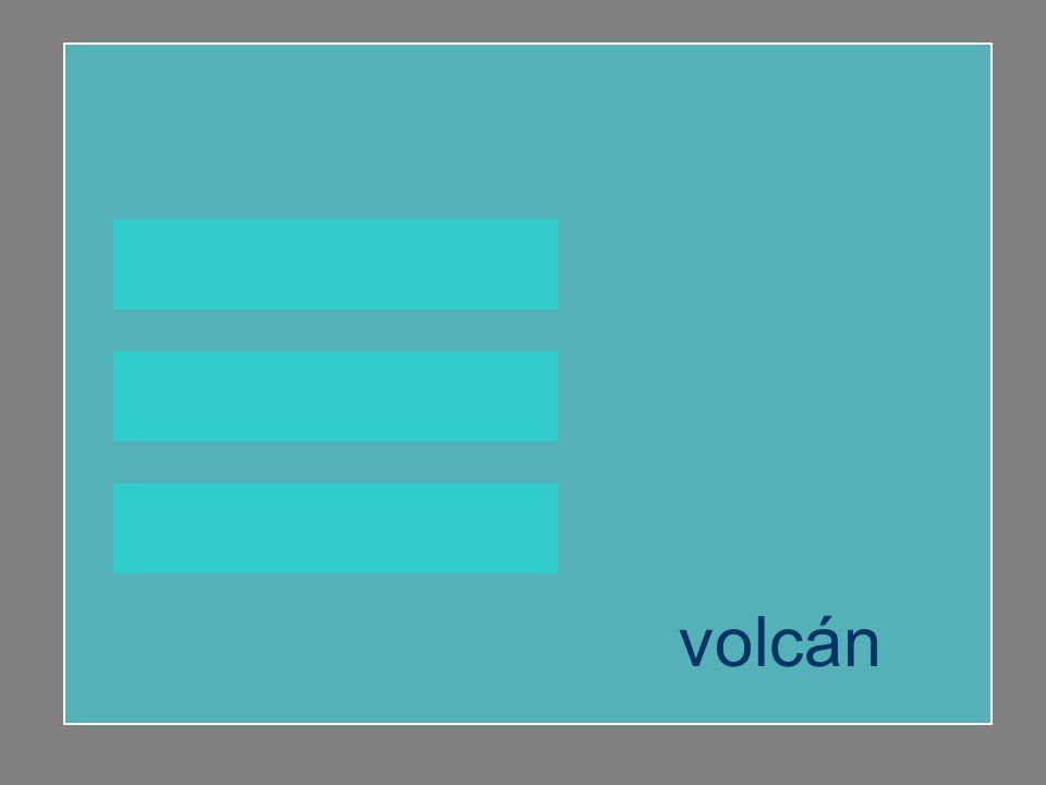 volcán resbalar vaho