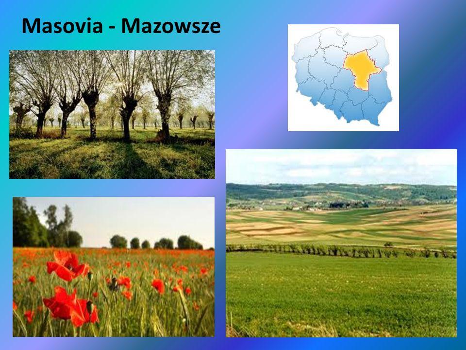 Masovia - Mazowsze