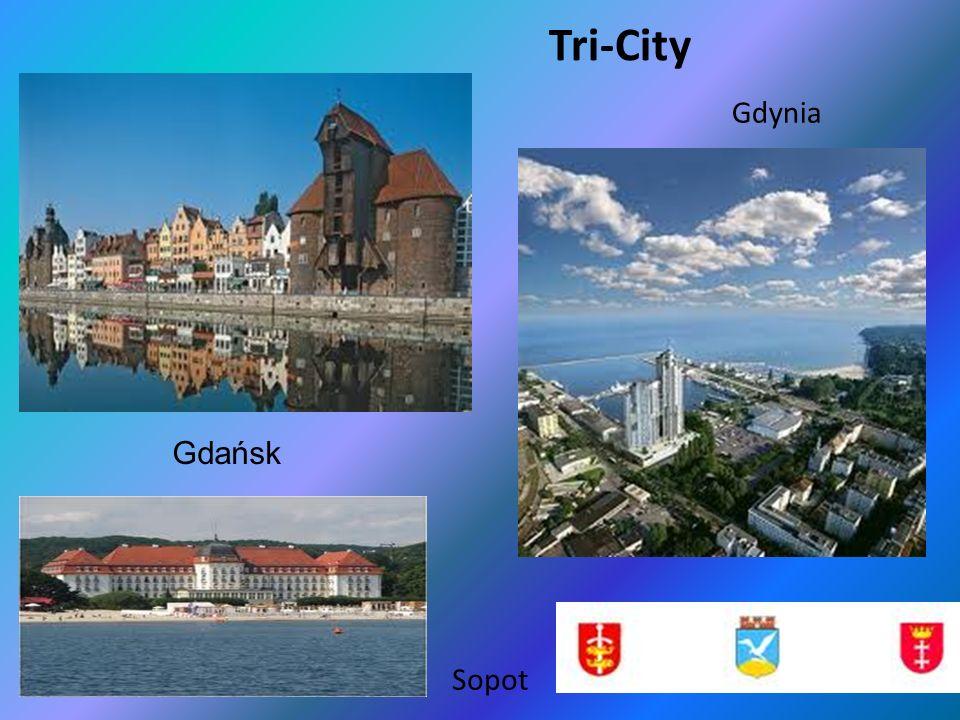 Tri-City Gdańsk Gdynia Sopot