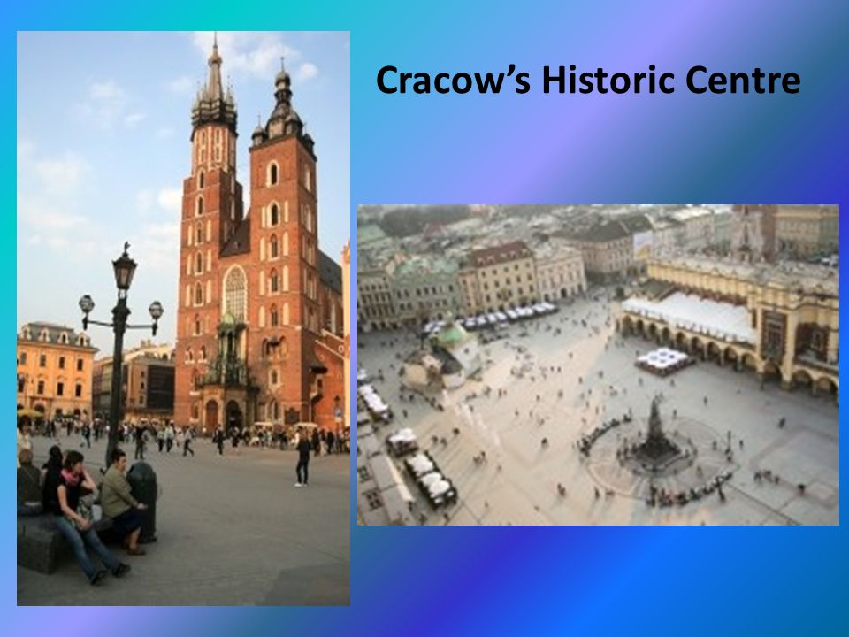 Cracows Historic Centre