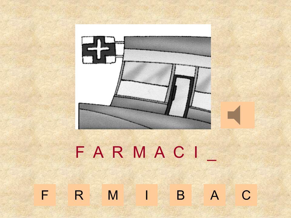 FRMIBAC F A R M A C _ _