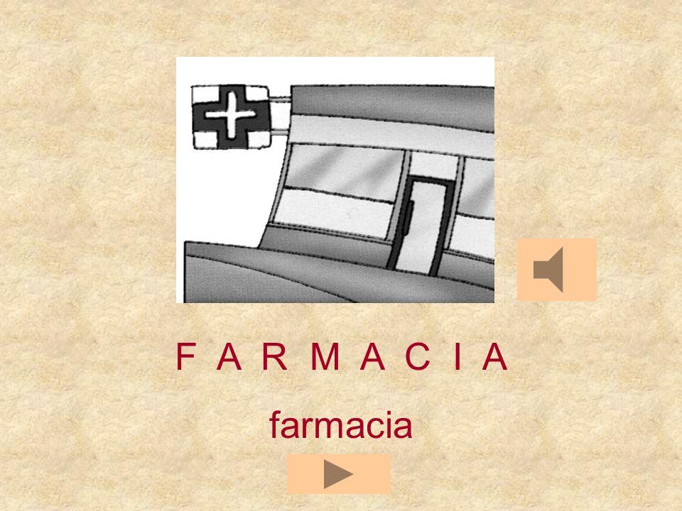 FRMIBAC F A R M A C I _