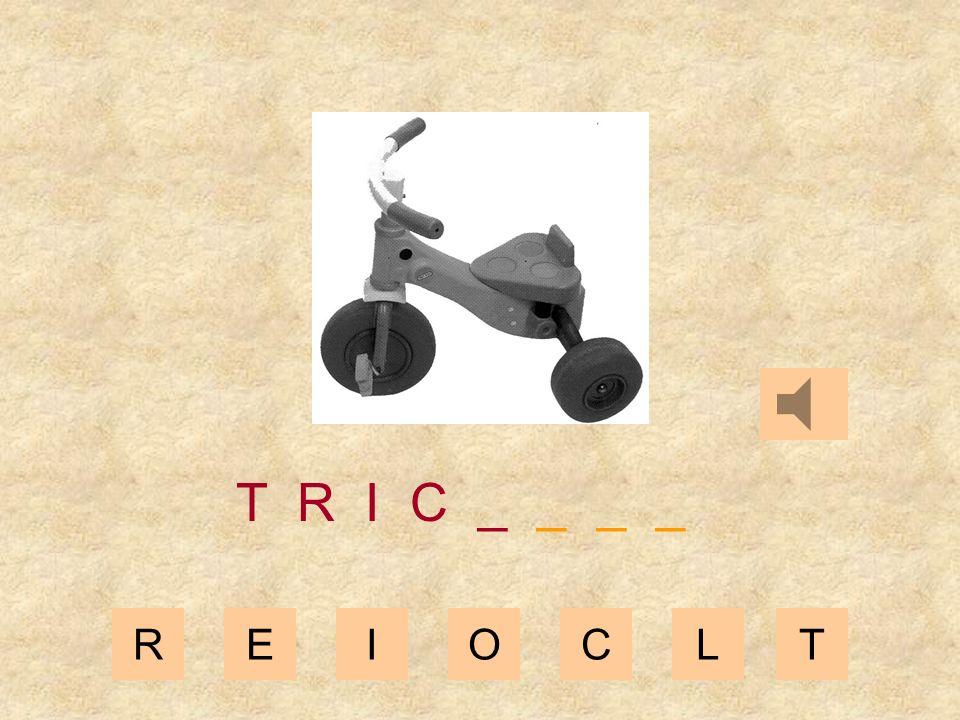 REIOCLT T R I _ _ _ _ _