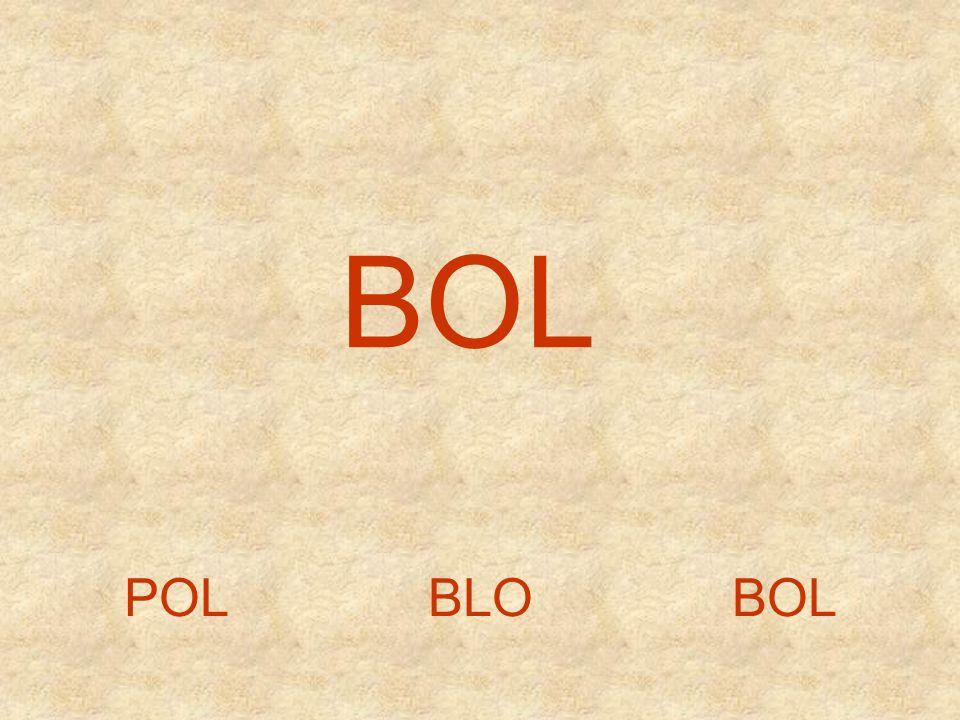 BLOPLOBOL BLO