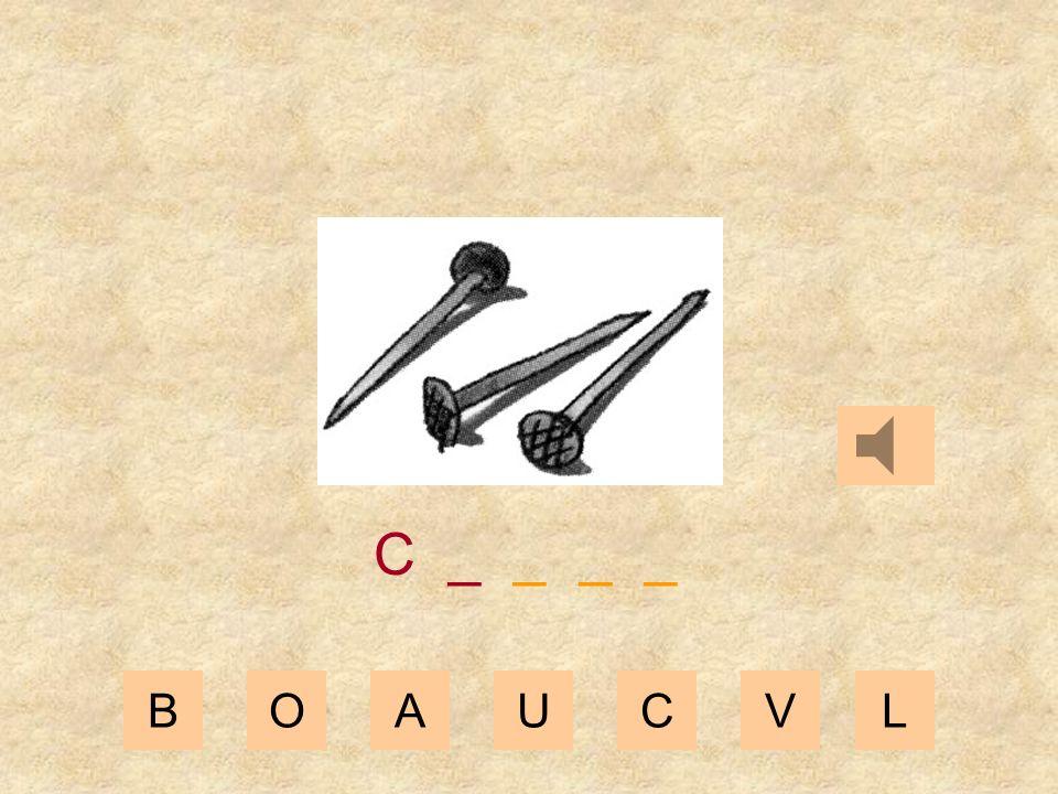 BOAUCVL _ _ _ _ _