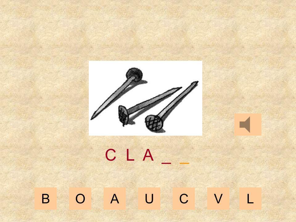 BOAUCVL C L _ _ _