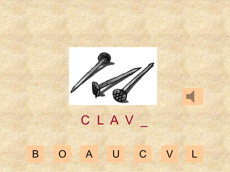 BOAUCVL C L A _ _