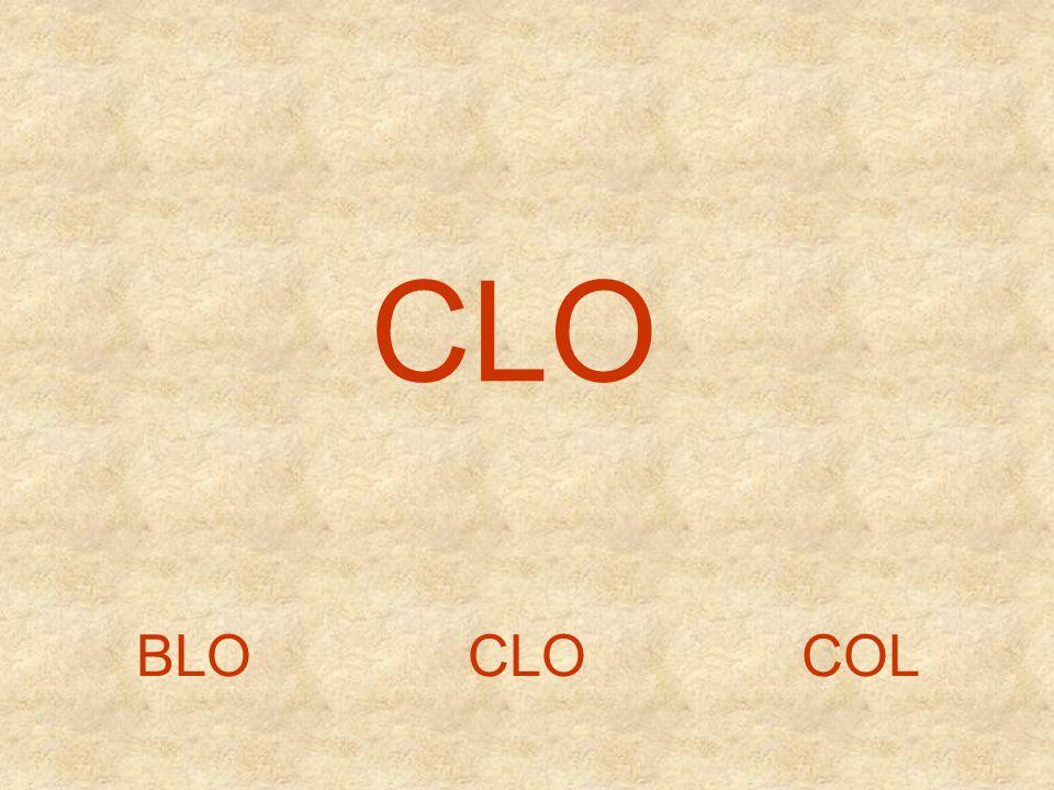 COLSOLCLO COL