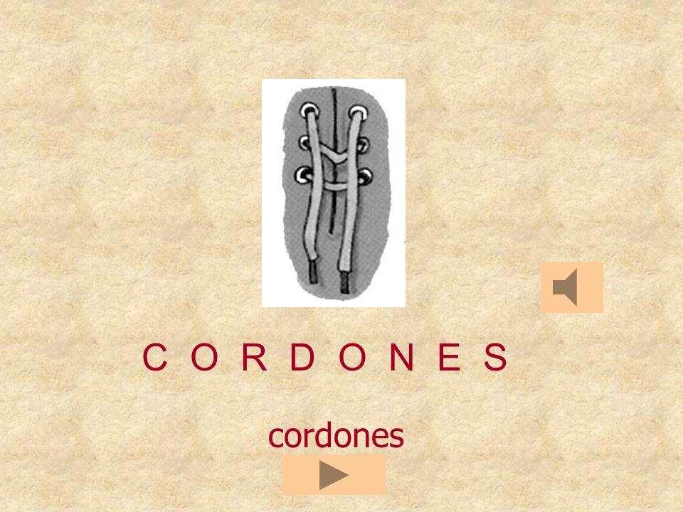 CNOSEDR C O R D O N E _