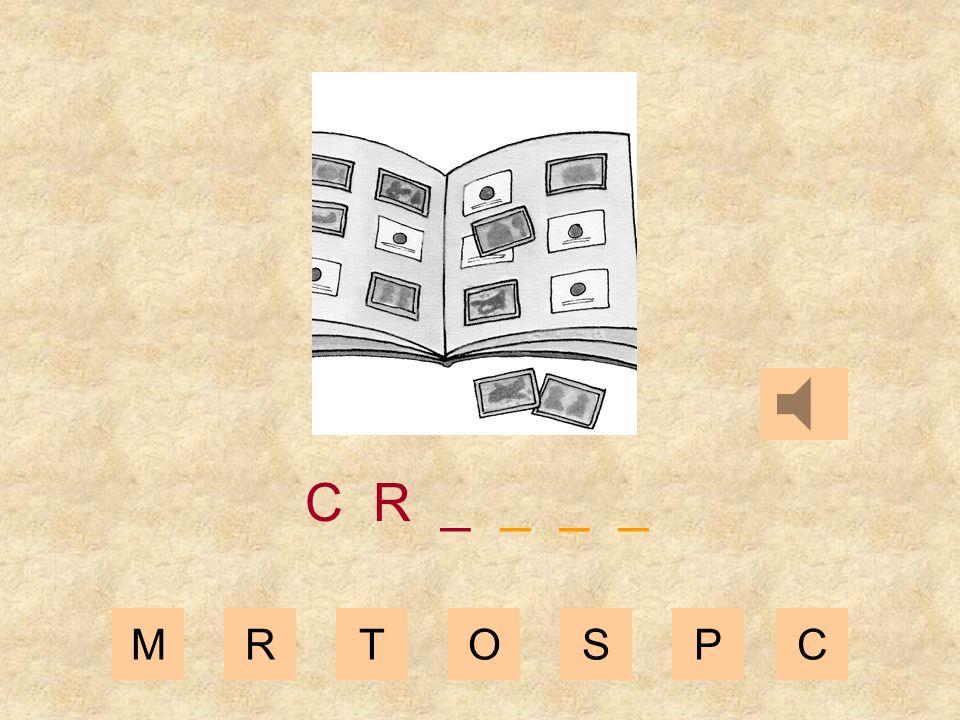 MRTOSPC C _ _ _ _ _