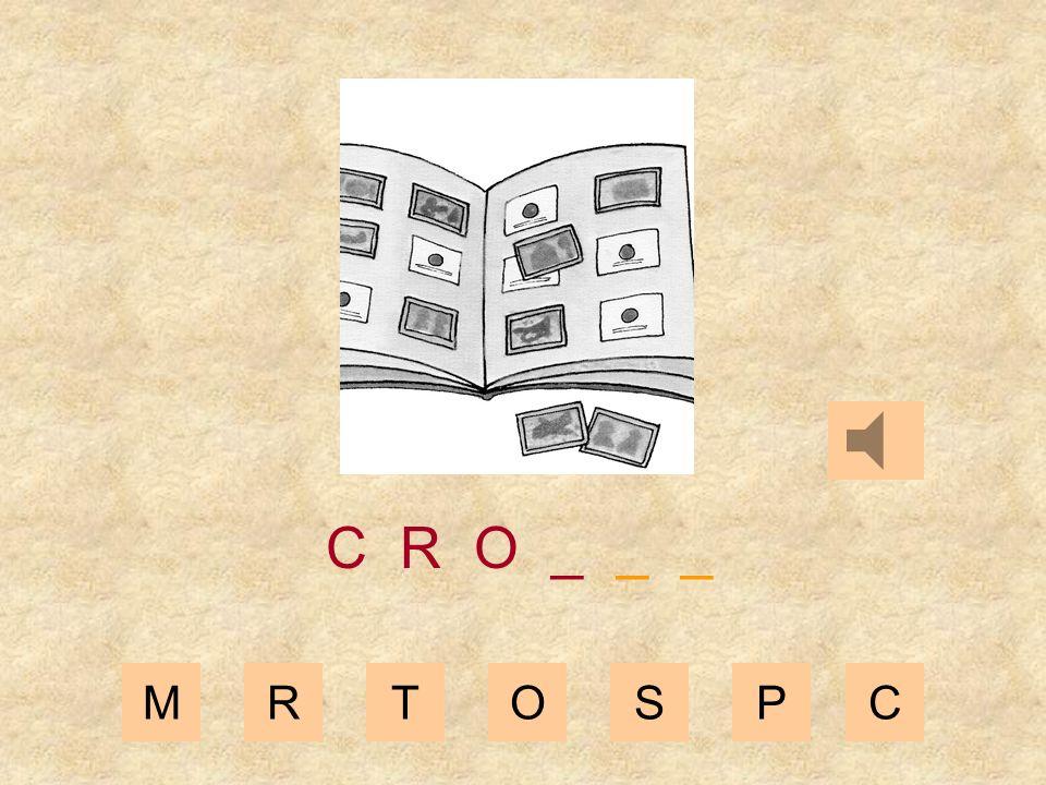 MRTOSPC C R _ _ _ _