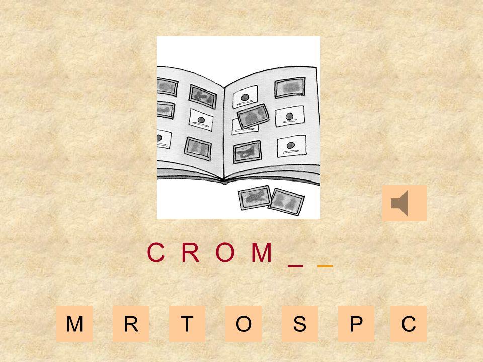 MRTOSPC C R O _ _ _