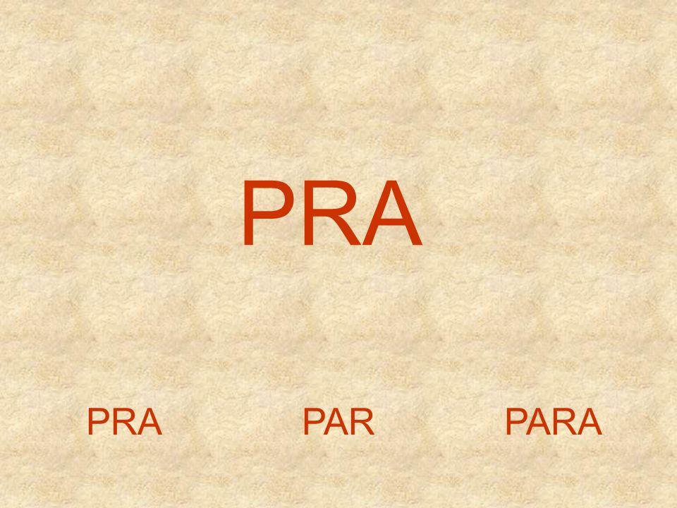 PARPASPRA PAR