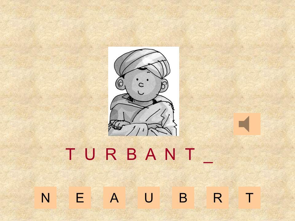 NEAUBRT T U R B A N _ _