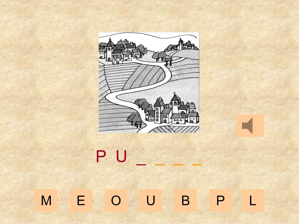MEOUBPL P _ _ _ _ _