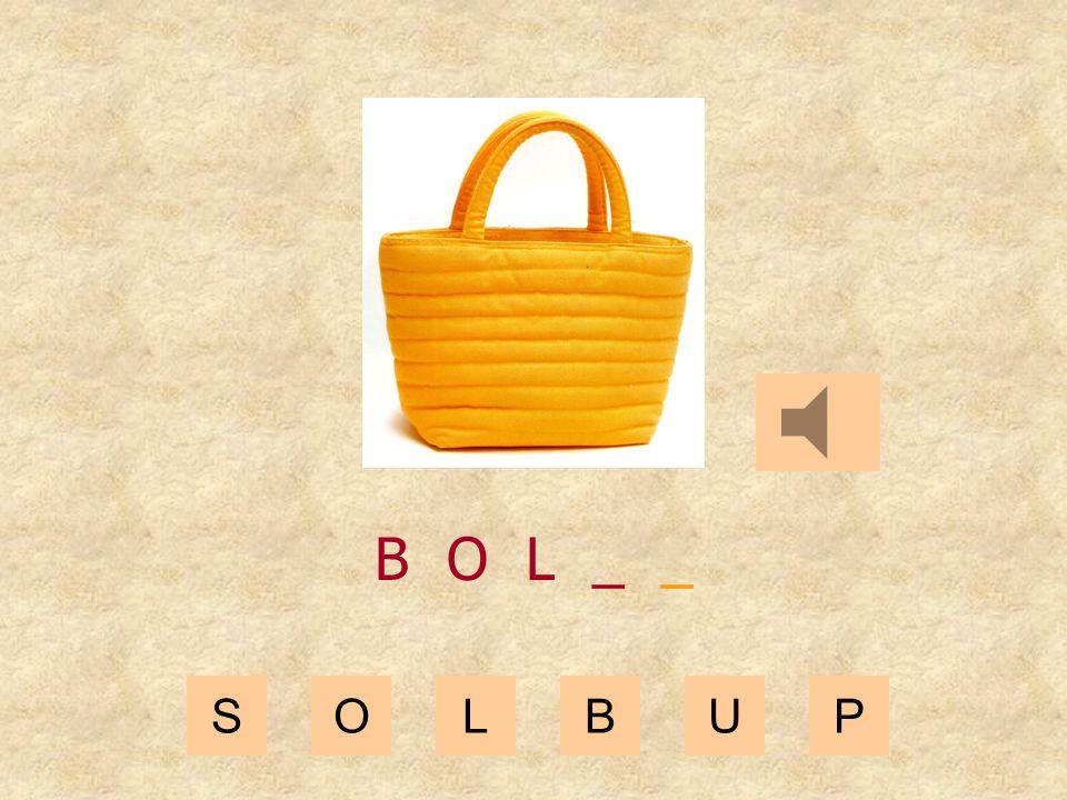 SOLBUP B O _ _ _