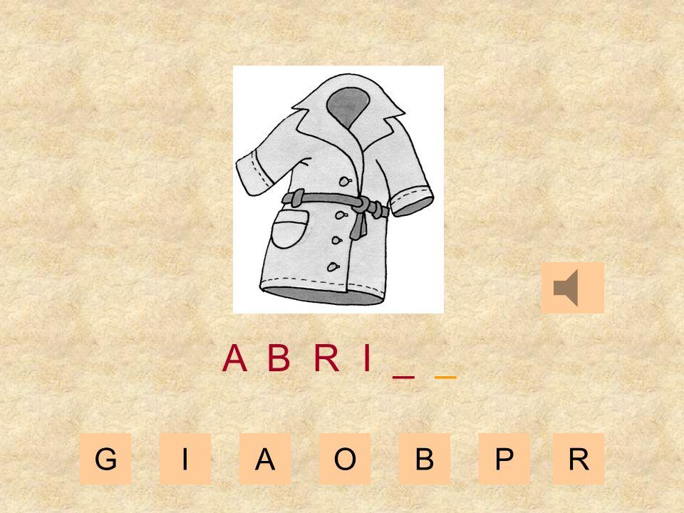GIAOBPR A B R _ _ _