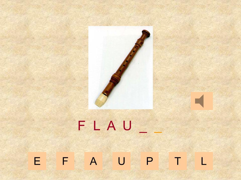 EFAUPTL F L A _ _ _