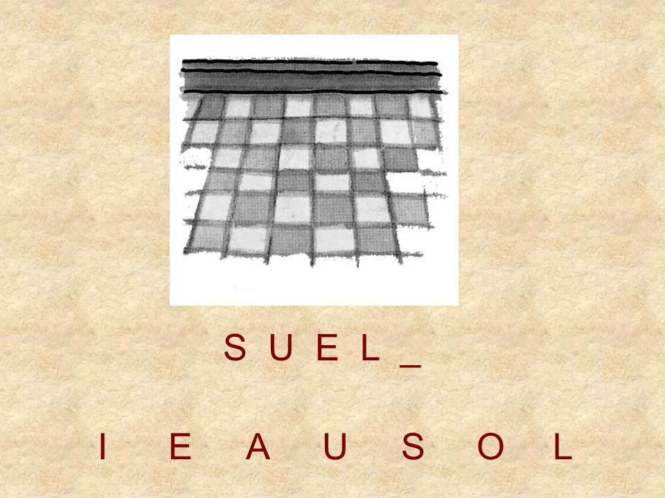 IEAUSOL S U E _ _