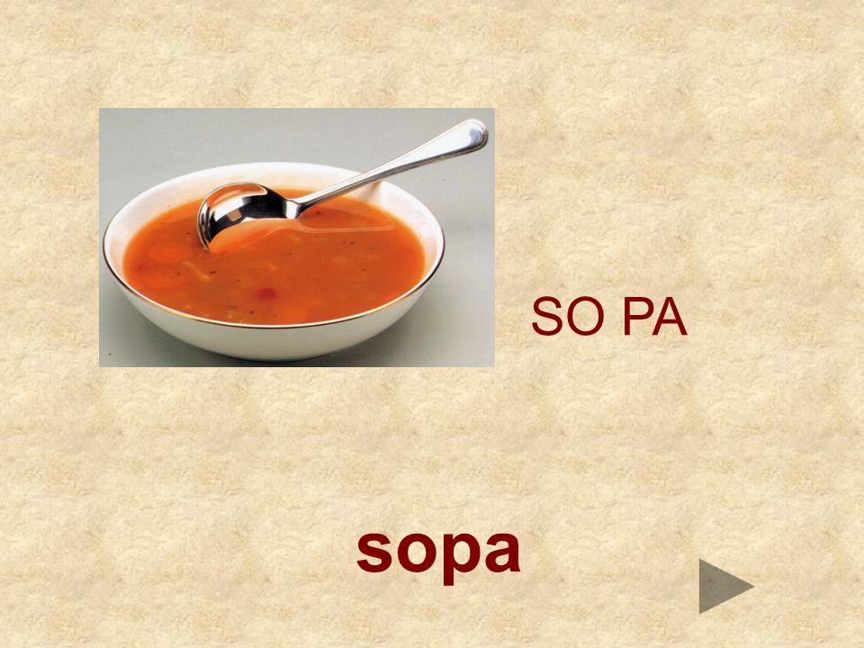 SO __ SO PEPA SE