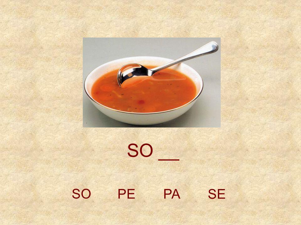 SO PEPA SE