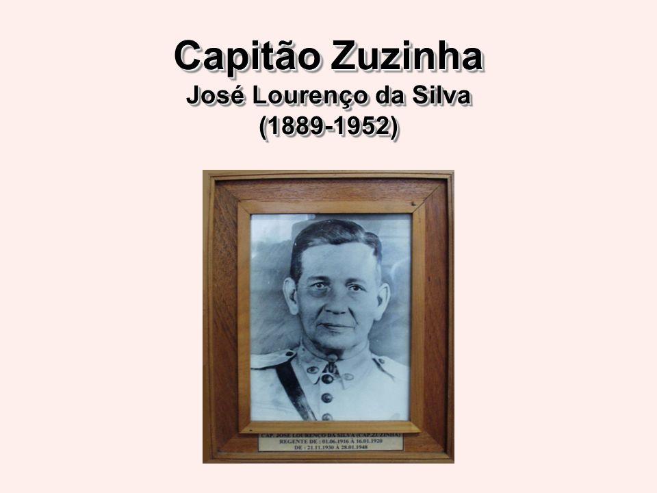 Capitão Zuzinha José Lourenço da Silva (1889-1952)