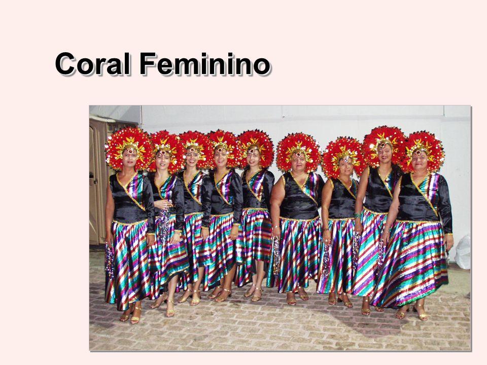 Coral Feminino
