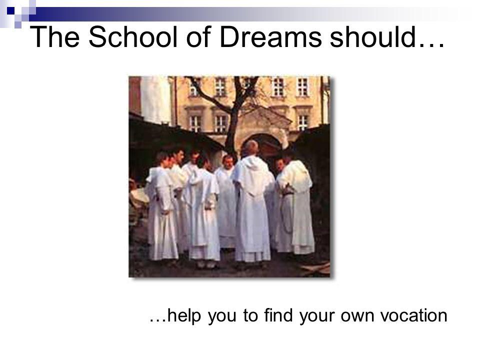 The School of Dreams Poltar 2007