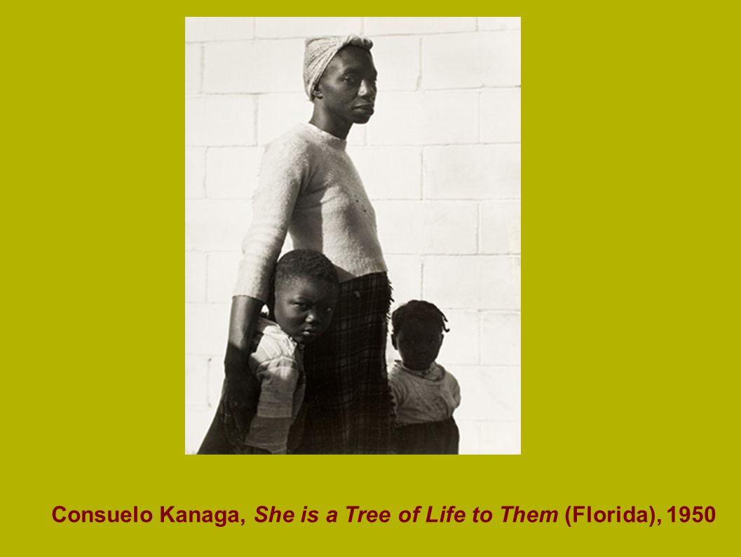 Mason-Dixon Map, 1861 Consuelo Kanaga, She is a Tree of Life to Them (Florida), 1950